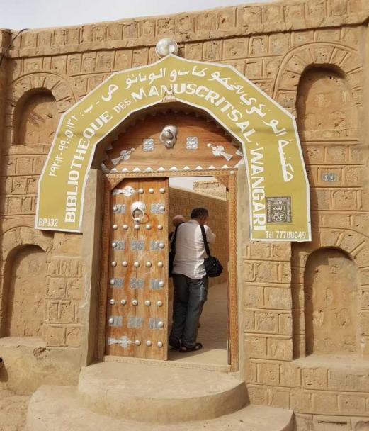 Endangered Libraries In Timbuktu (EAP1094)