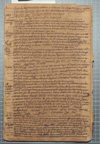 fbcb924419d Digitising the endangered archives of Grenada (EAP295)