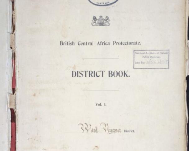 EAP920/1/9/3 District Book